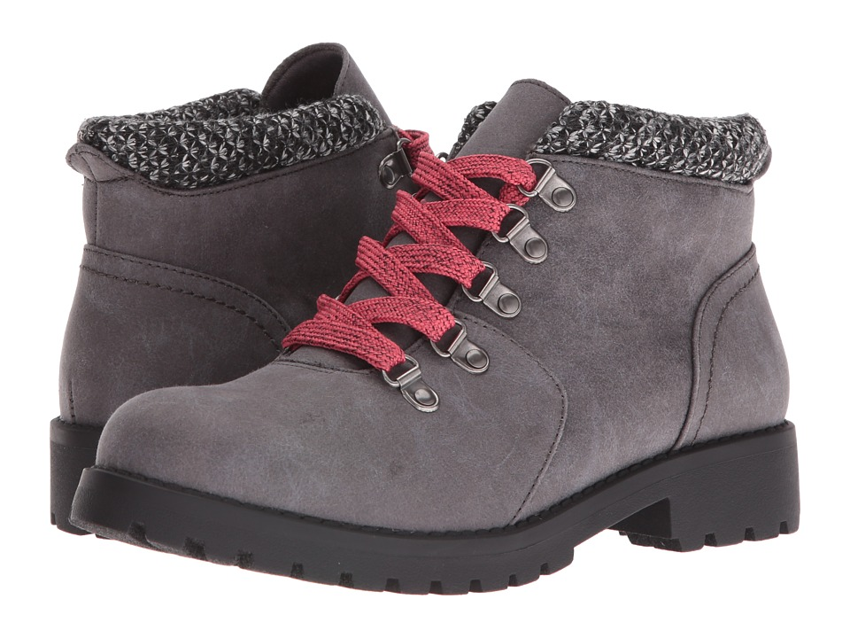 White Mountain - Paxon (Grey Smooth) Women's Shoes