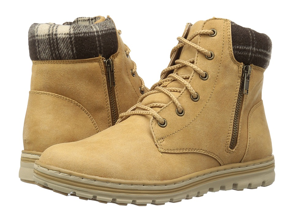 White Mountain - Kent (Wheat/Mult/Fabric) Women's Shoes