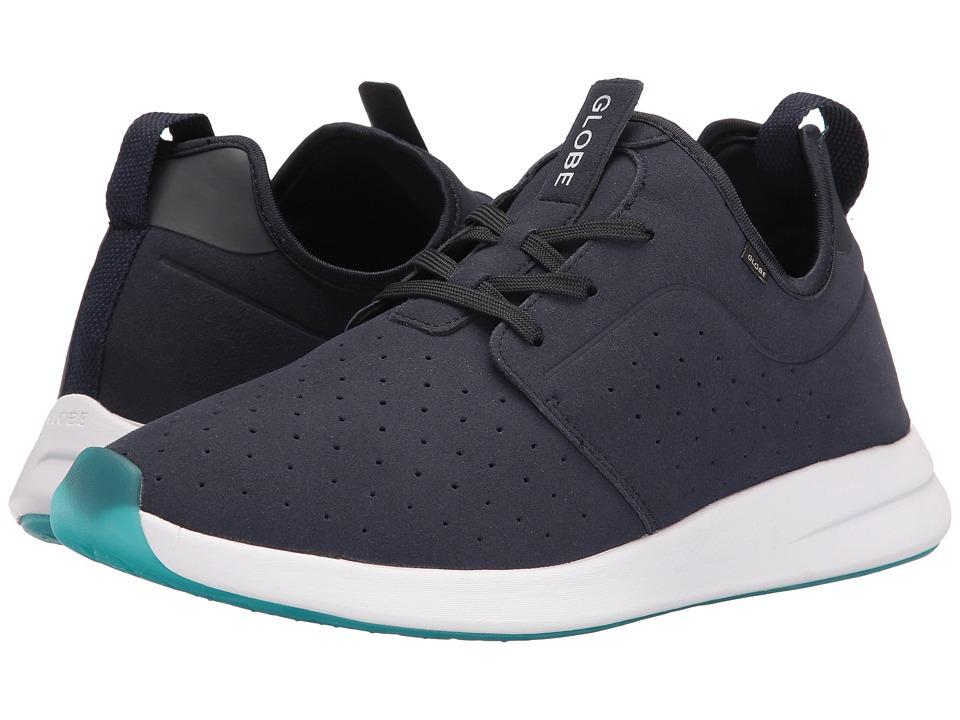 Globe - Dart Lyte (Navy/White) Men's Skate Shoes