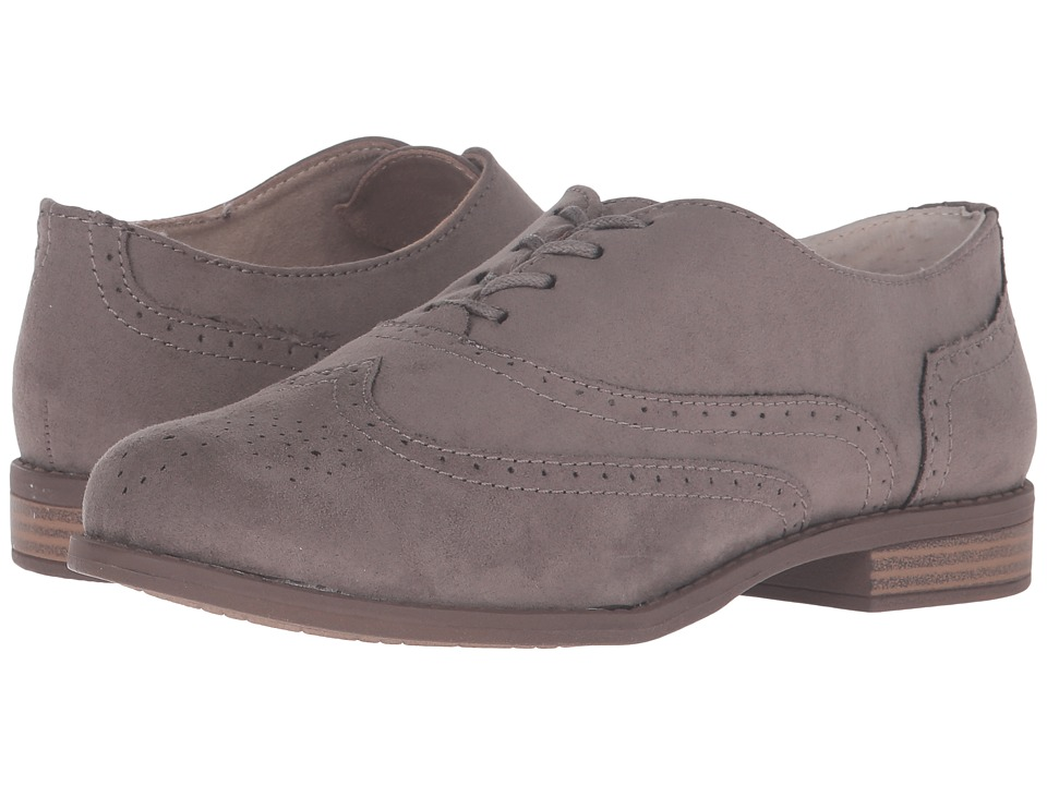 White Mountain - Stern (Grey Suedette) Women's Shoes