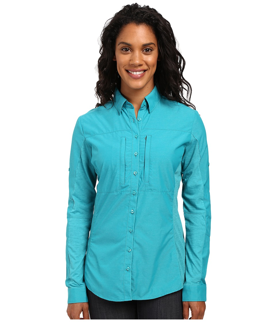 Kuhl - Airspeed Shirt (Mountain Jade) Women's Coat
