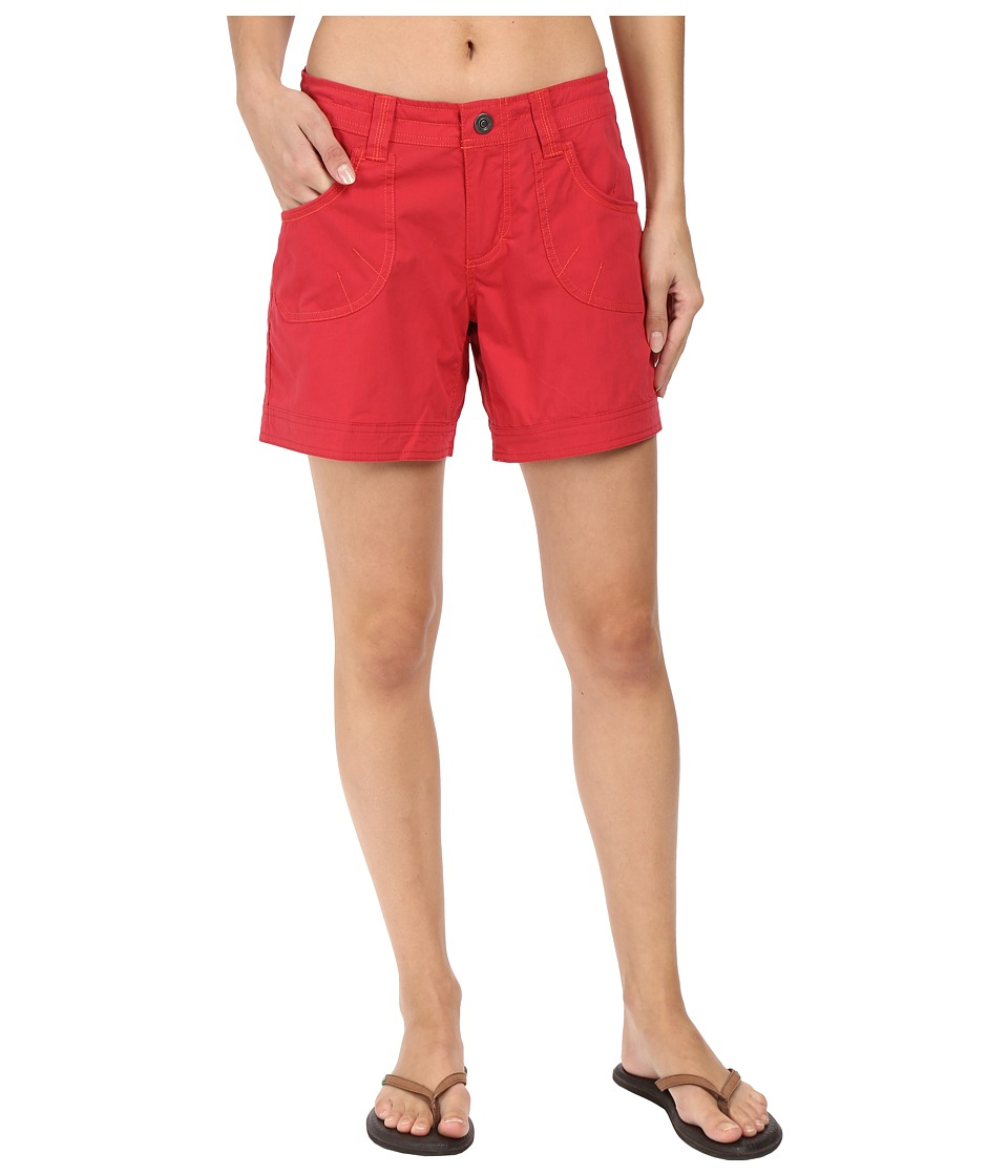 Kuhl - Kontra Short 6 (Poppy) Women's Shorts