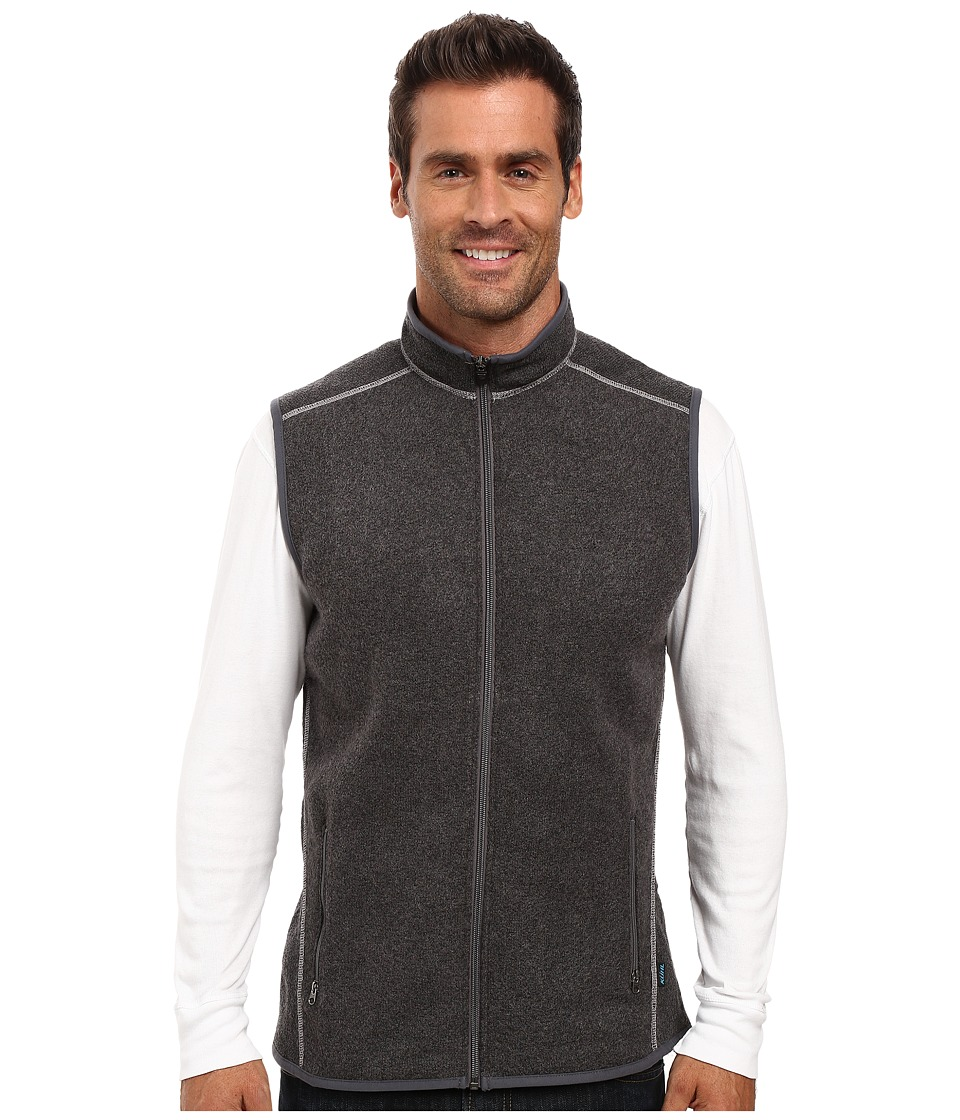 Kuhl - Scandinavian Vest (Steel) Men's Clothing