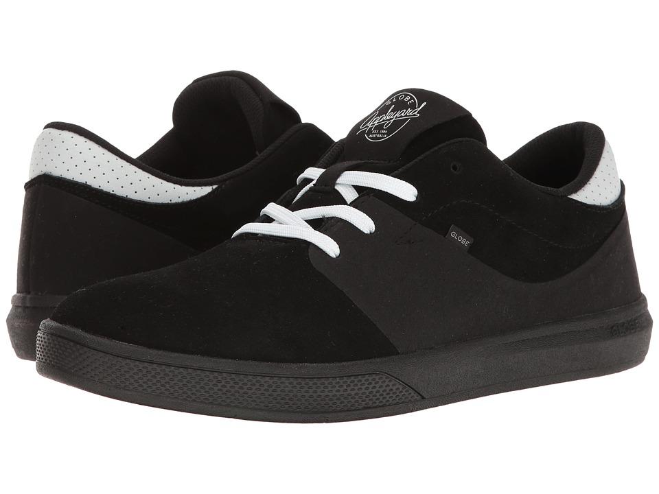 Globe - Mahalo SG (Black/Gum) Men's Skate Shoes