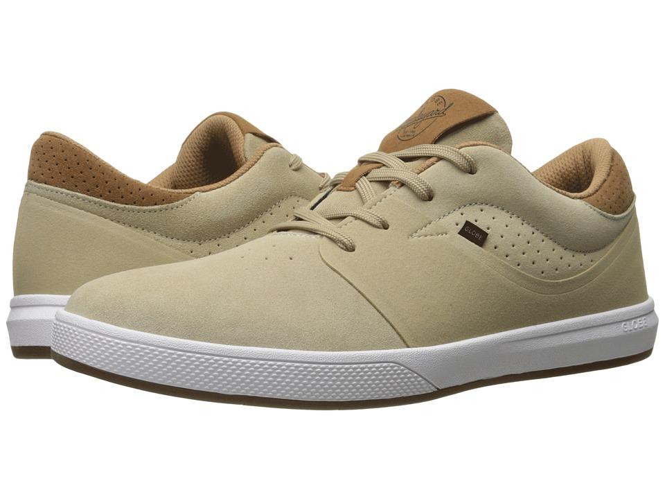 Globe - Mahalo SG (Tan/White) Men's Skate Shoes