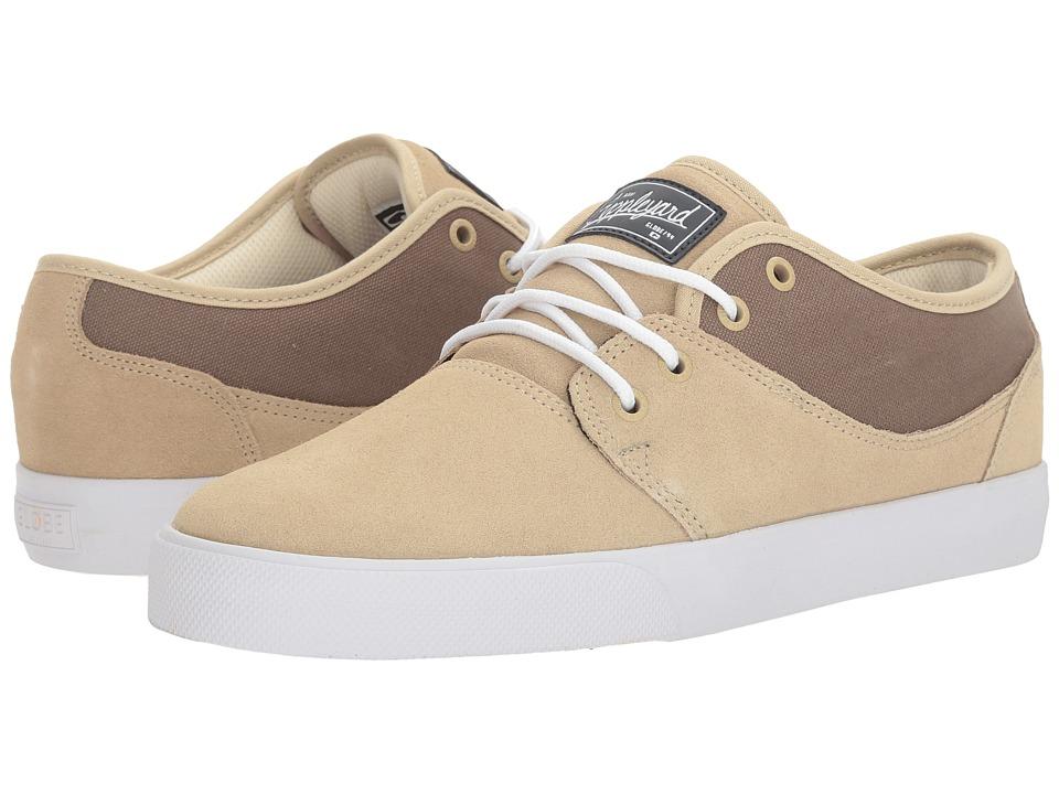 Globe - Mahalo (Sand/White) Men's Skate Shoes