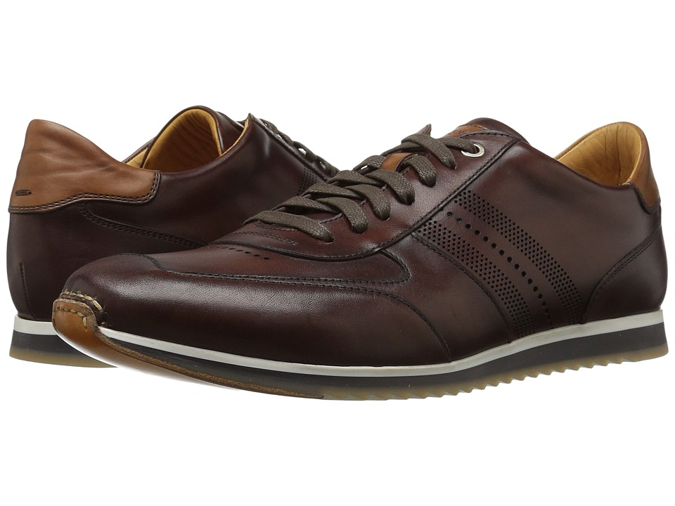 Magnanni - Pacco (Mid Brown) Men's Shoes
