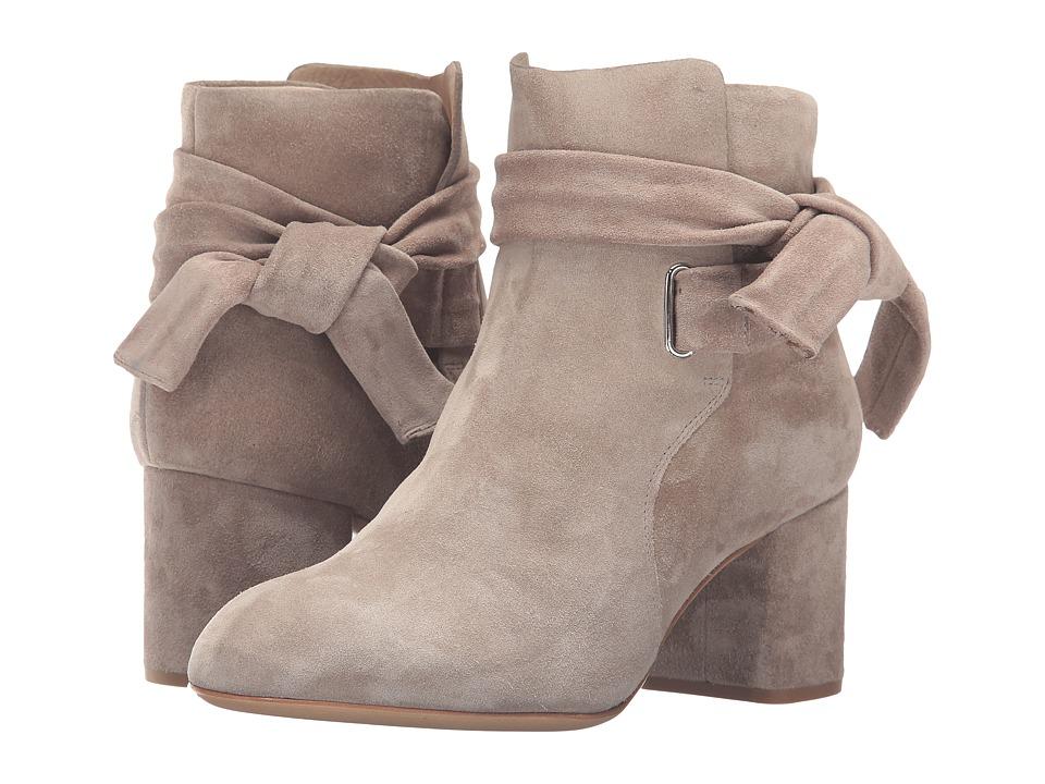rag & bone - Dalia Boots (Stone Suede) Women's Boots
