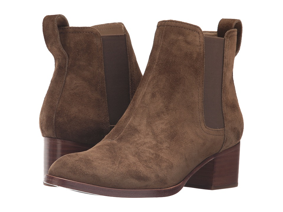 rag & bone - Walker Boot (Mineral Suede) Women's Boots