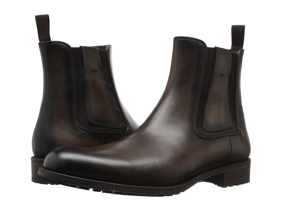 Magnanni - Nico (Brown) Men's Pull-on Boots