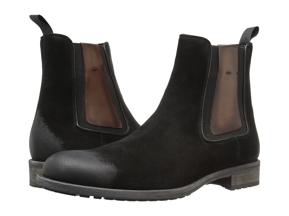 Magnanni - Nico (Black) Men's Pull-on Boots
