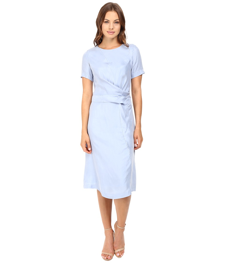 Rachel Antonoff Laura Knot Dress (Periwinkle) Women