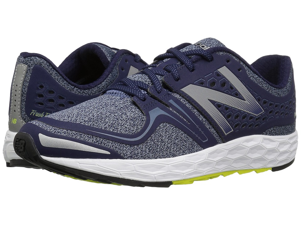 New Balance - Fresh Foam Vongo (Dark Denim/Hi-Lite) Men's Running Shoes