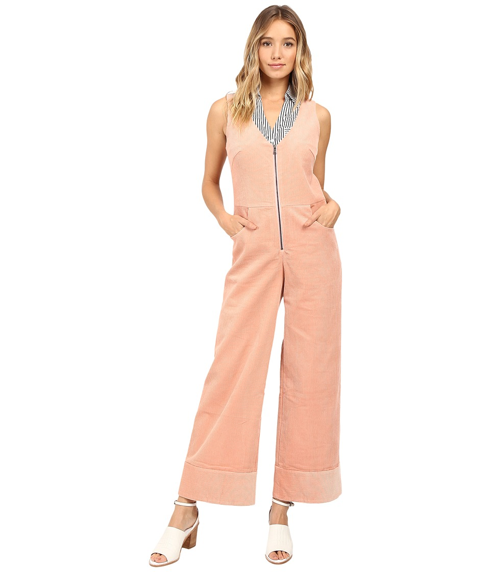 Rachel Antonoff - Ace Jumpsuit (Blush) Women's Jumpsuit & Rompers One Piece