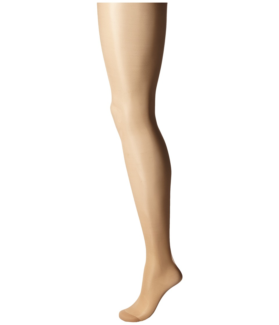 Pretty Polly - Nylons 10 Denier Slimmer Gloss Tights (Nude) Hose