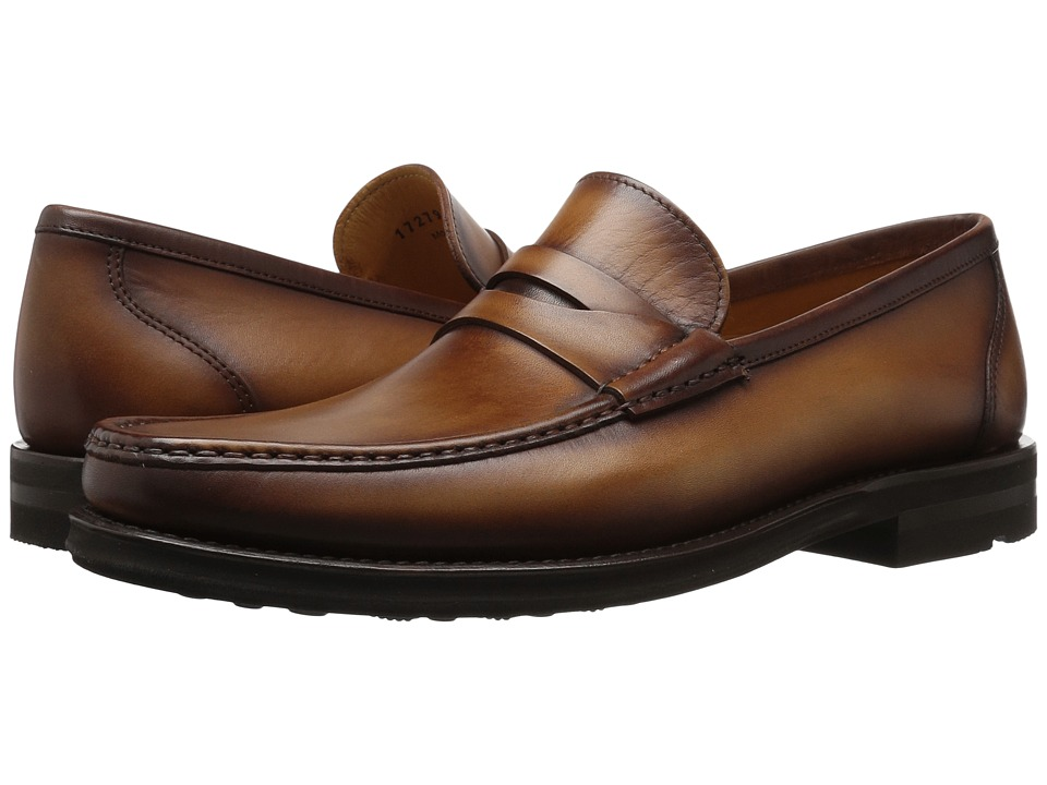 Magnanni - Geneva (Cognac) Men's Shoes