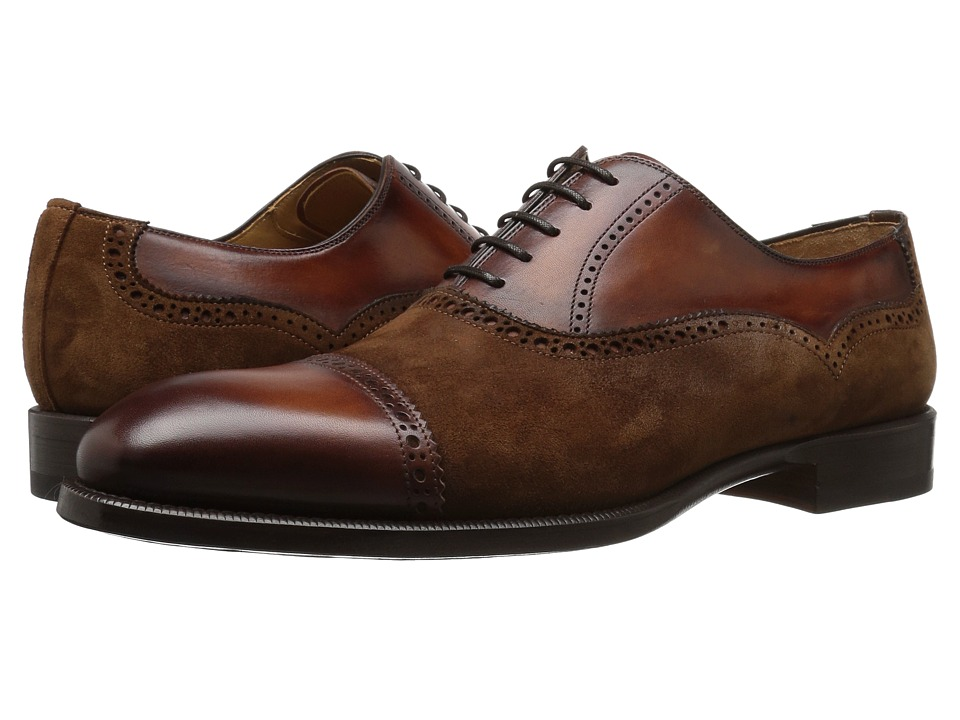 Magnanni - Lamont (Cognac) Men's Shoes