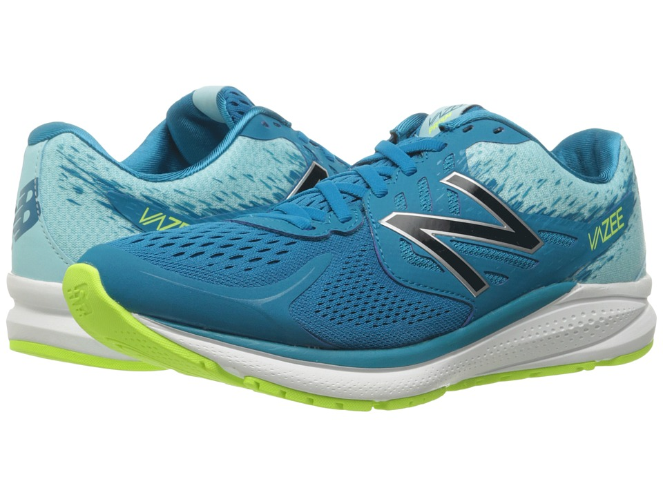 New Balance - Vazee Prism V2 (Deep Ozone Blue/Lime Glo) Women's Running Shoes