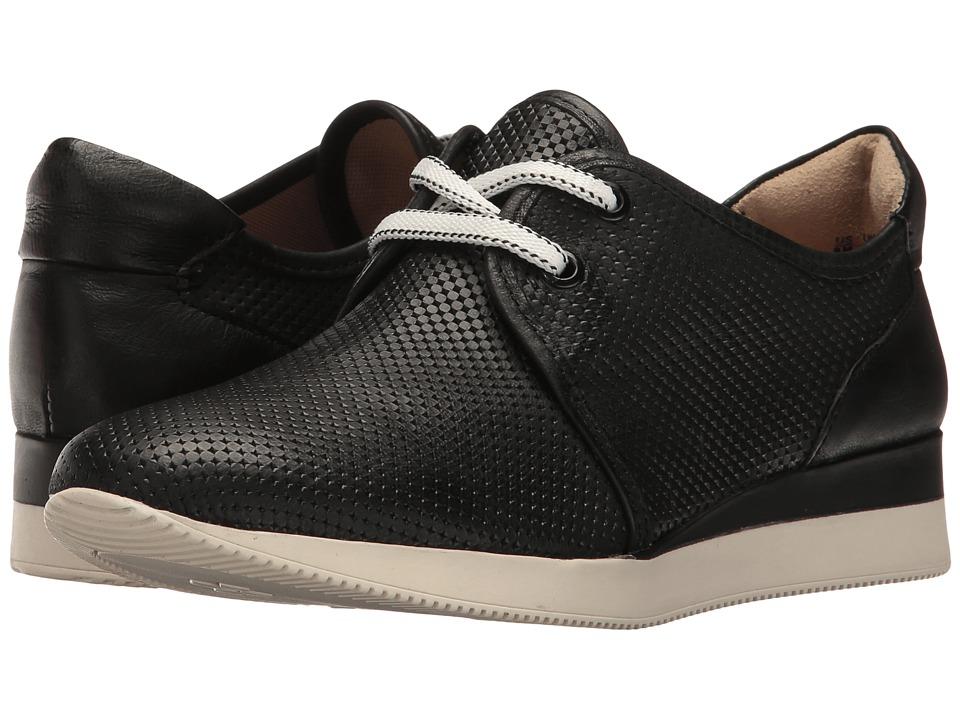 Naturalizer - Jaque (Black Leather) Women's Shoes