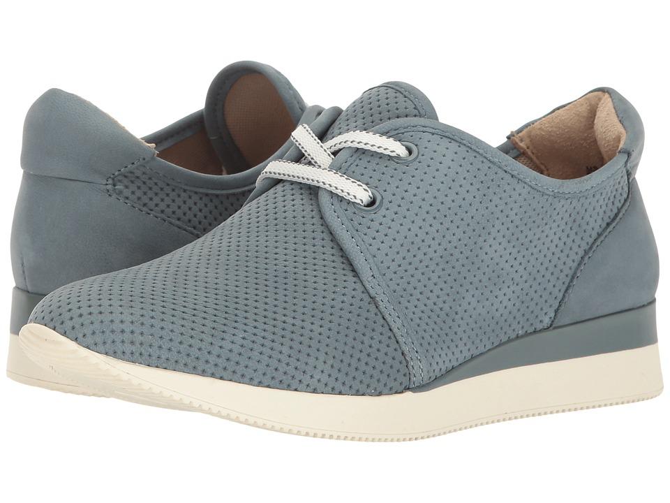 Naturalizer - Jaque (Lady Blue Nubuck) Women's Shoes