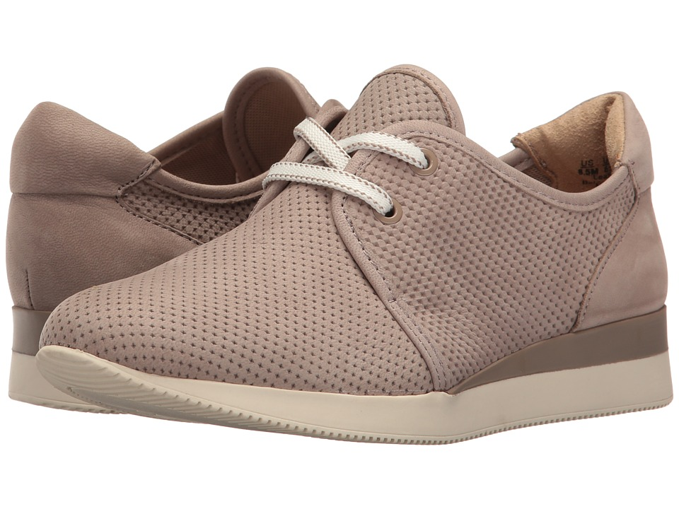 Naturalizer - Jaque (Turtle Dove Nubuck) Women's Shoes