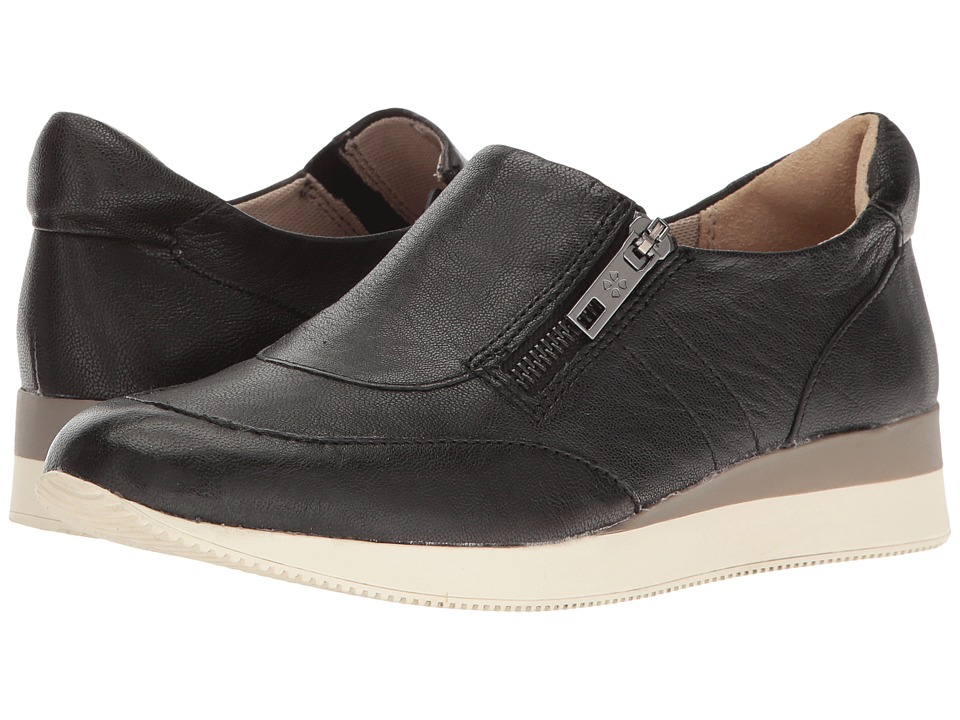 Naturalizer - Jetty (Black Leather) Women's Shoes