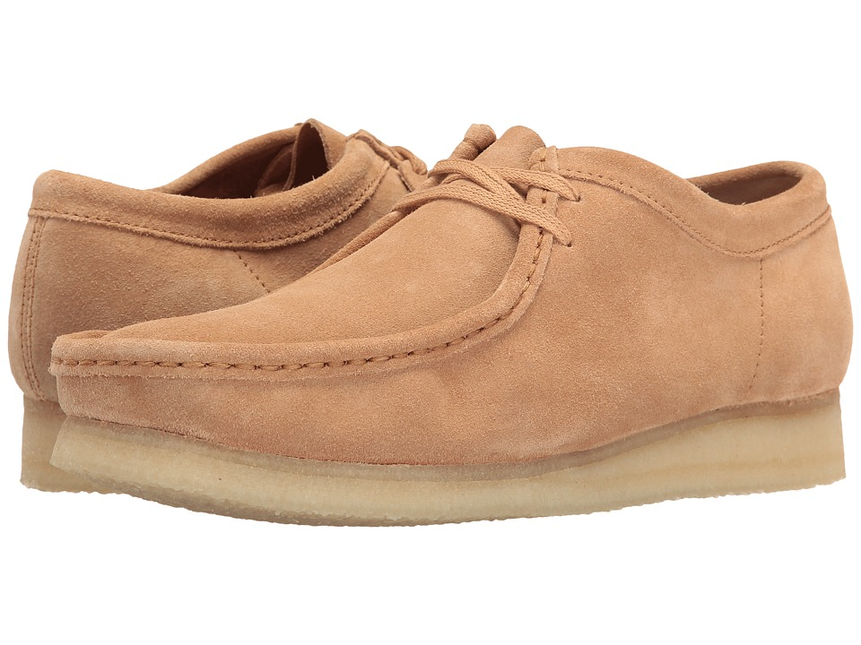 Clarks - Wallabee (Fudge Suede) Men's Lace up casual Shoes