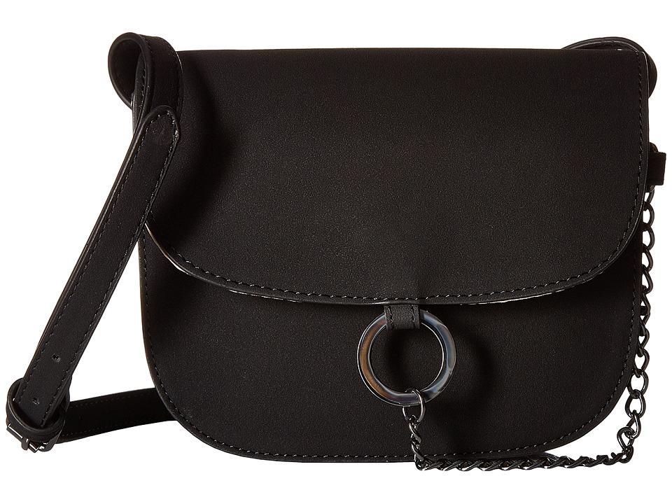 Madden Girl - Mgsofty Crossbody (Black) Cross Body Handbags