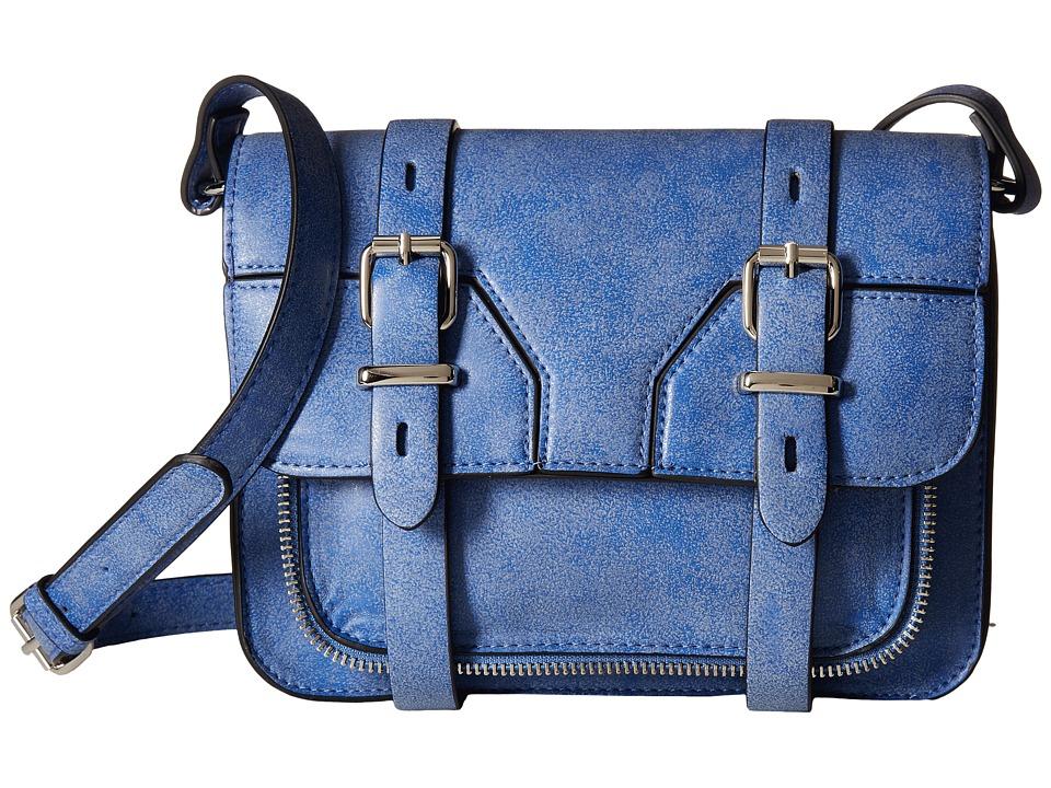 Madden Girl - Mgspotzz Crossbody (Cobalt) Cross Body Handbags