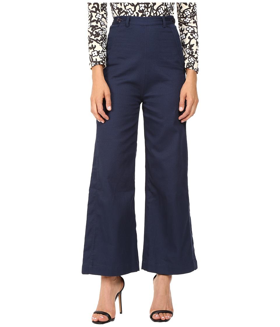 Samantha Pleet - Plank Jeans (Midnight) Women's Jeans