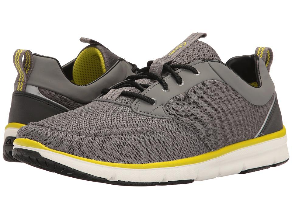 Clarks Orson Fast (Grey Mesh Combi) Men's Shoes