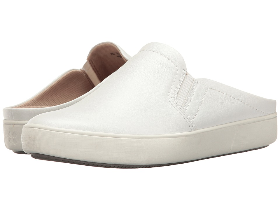 Naturalizer - Manor (White Leather) Women's Shoes