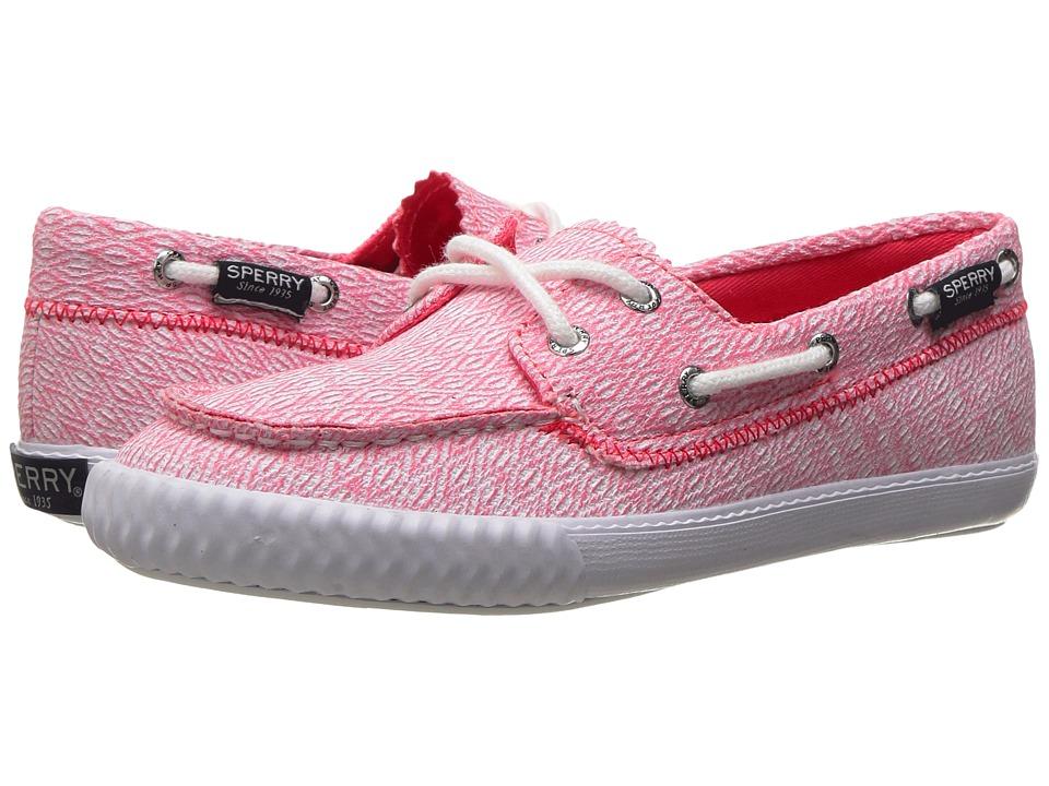 Sperry Kids - Sayel (Little Kid/Big Kid) (Pink Diamond) Girls Shoes
