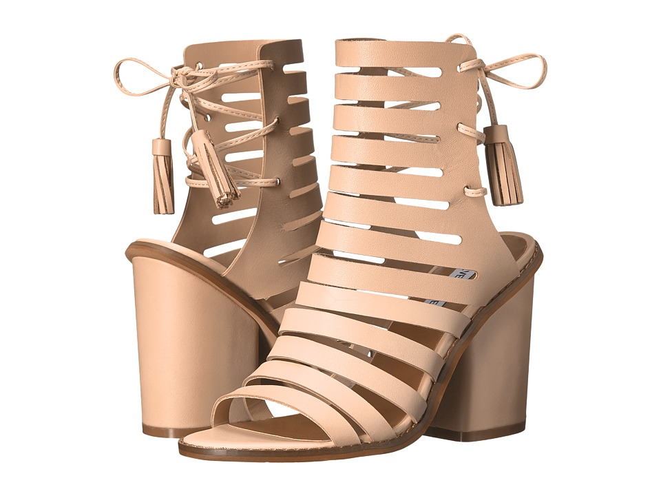 Steve Madden Pipa (Natural) High Heels