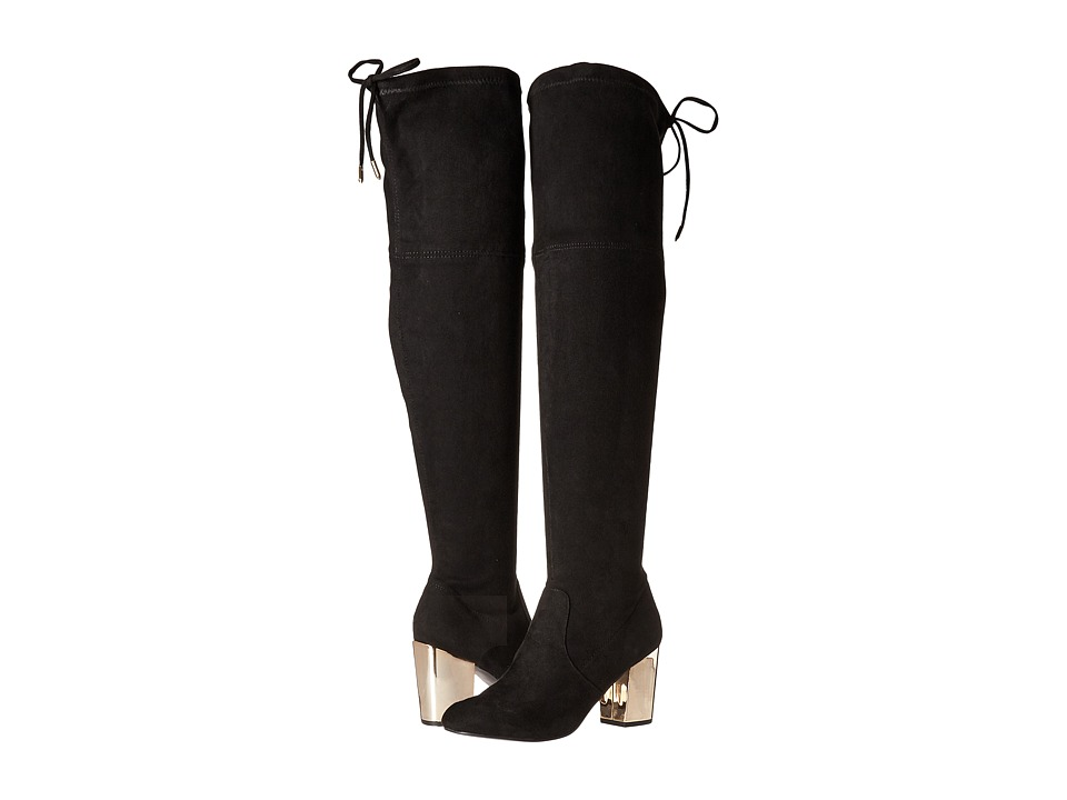 Steve Madden - Candle (Black) Women's Boots