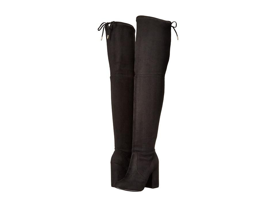 Steve Madden - Norri (Black) Women's Boots