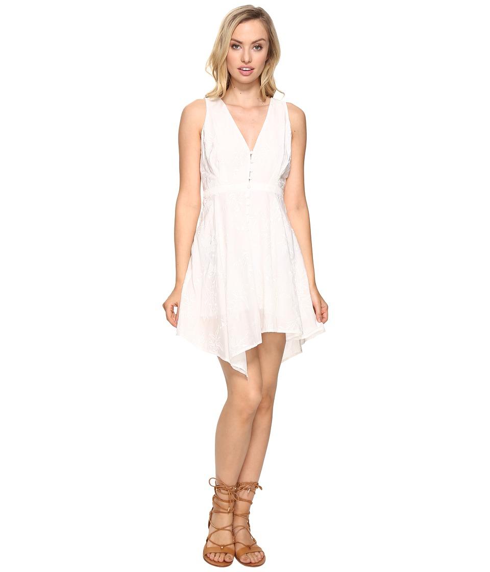 The Jetset Diaries Monta Vista Mini Dress (Ivory) Women
