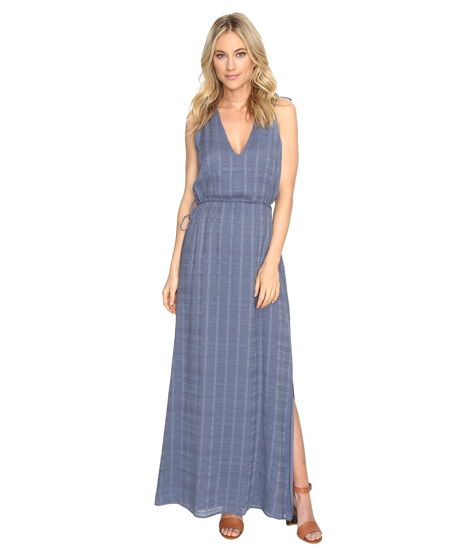 The Jetset Diaries - Destination Maxi Dress (Stormy Blue) Women's Dress