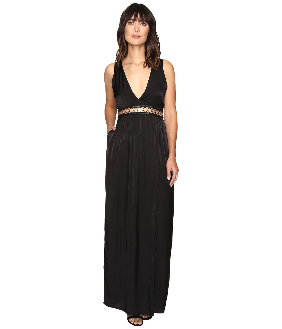 The Jetset Diaries Vespero Maxi Dress (Black) Women