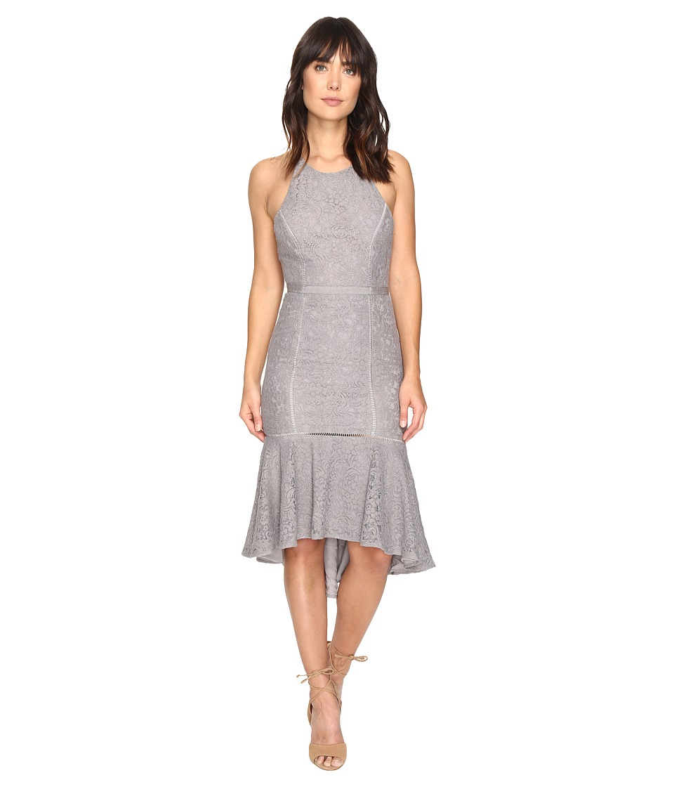 The Jetset Diaries - Constance Midi Dress (Grey) Women's Dress