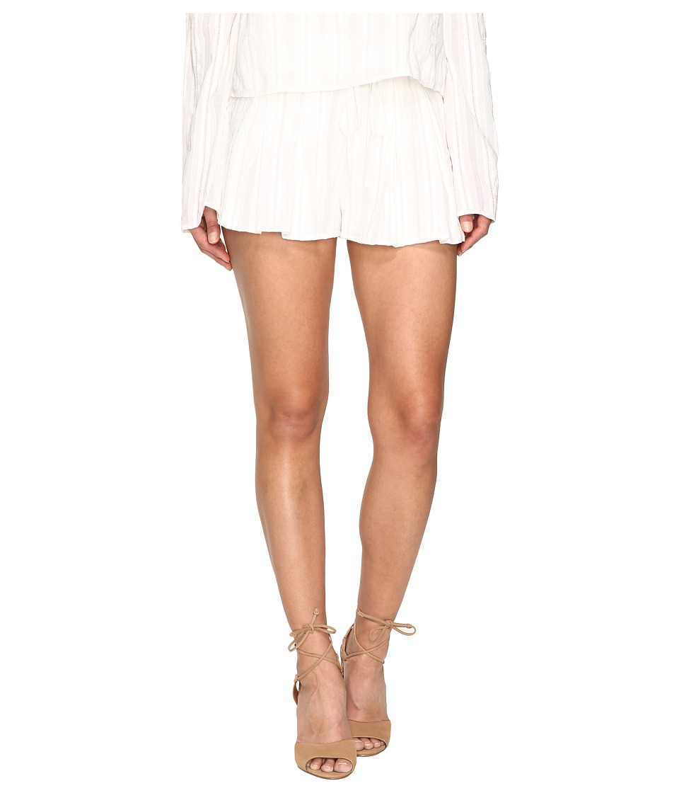 The Jetset Diaries - Horizon Shorts (Ivory) Women's Shorts
