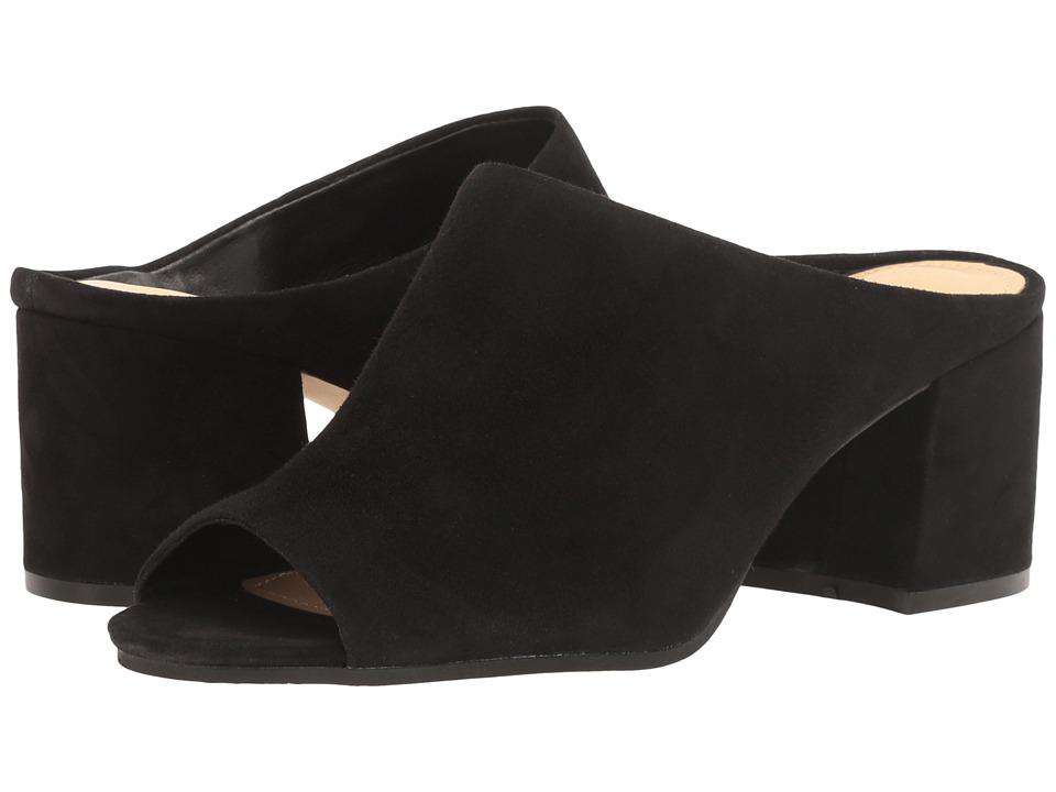 Ivanka Trump - Evia (Black Suede) Women's Sandals