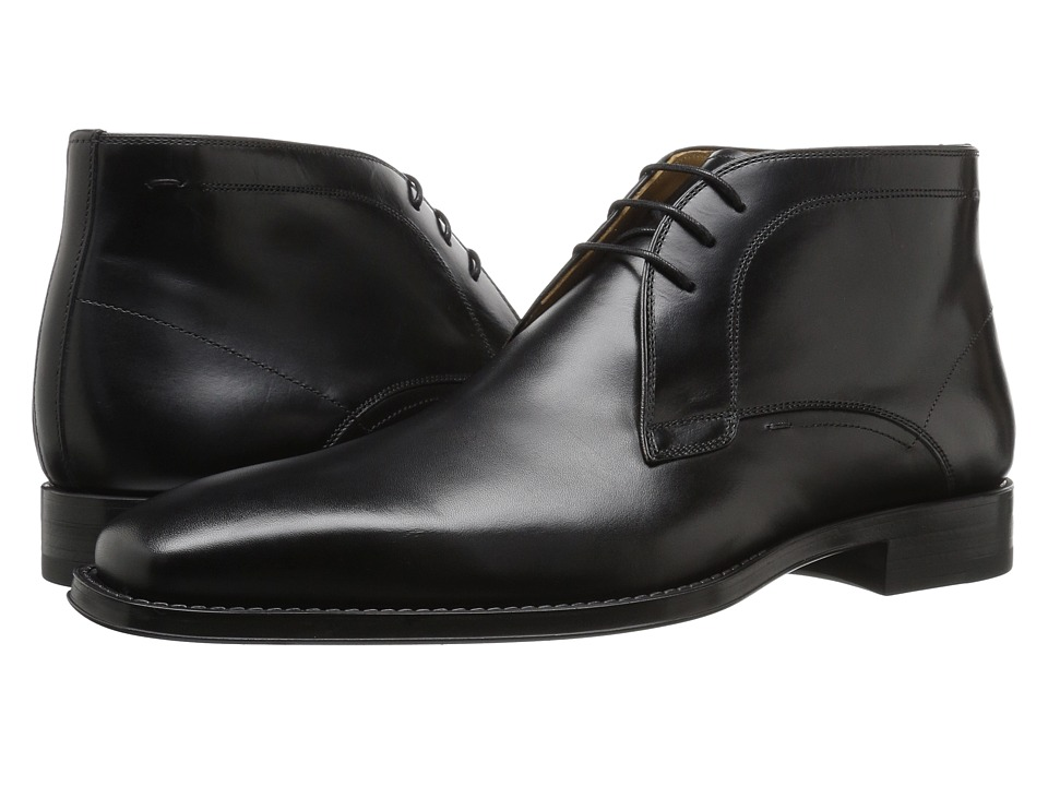 Magnanni - Gavin (Black) Men's Shoes