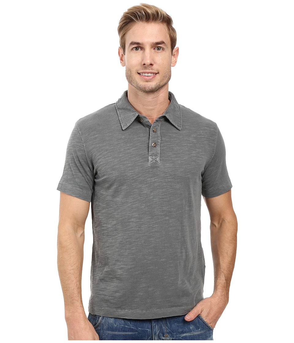 Mod-o-doc - Zuma Short Sleeve Polo (Stormy) Men's Clothing