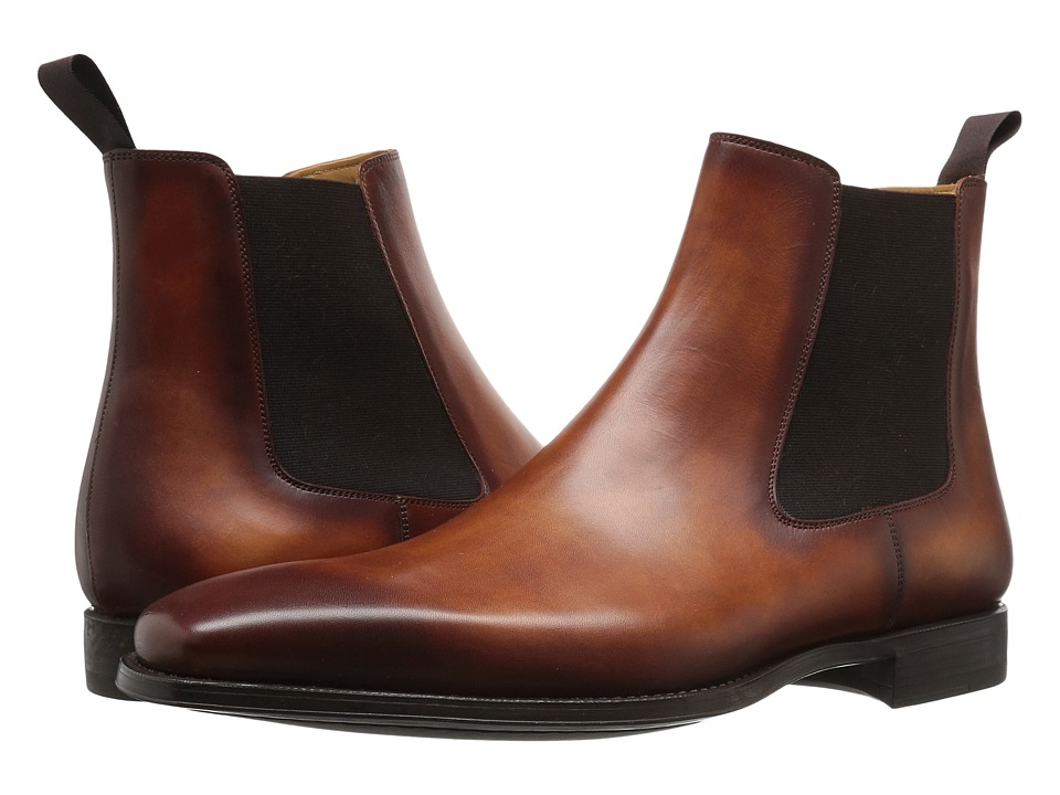 Magnanni - Sean (Cognac) Men's Shoes
