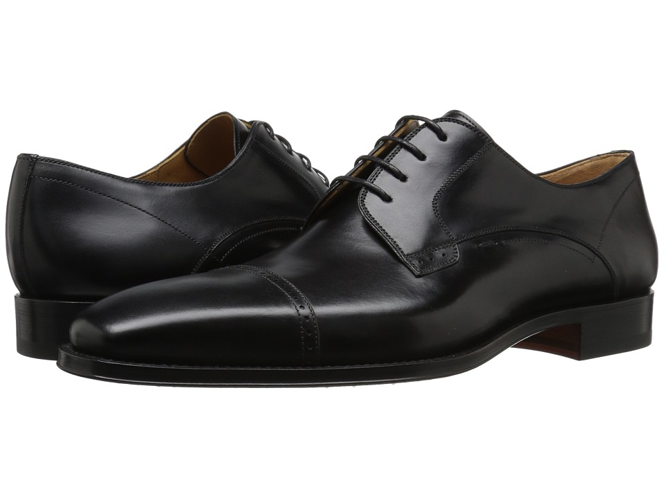 Magnanni - Theodore (Black) Men's Shoes