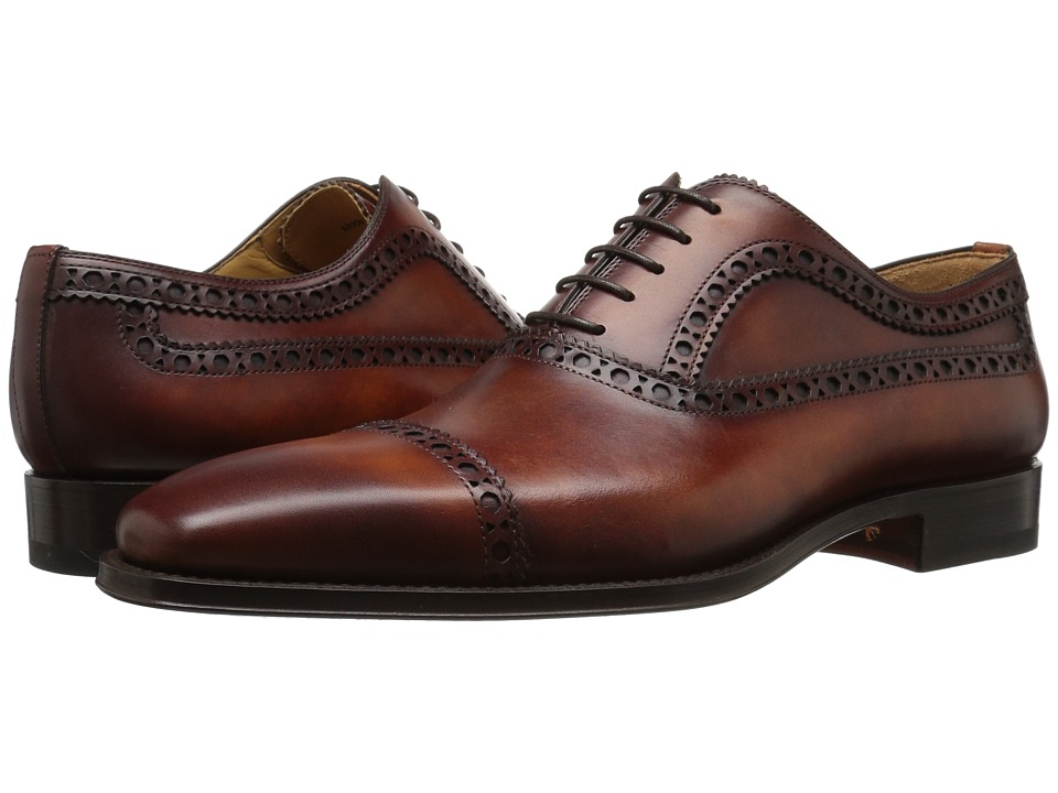 Magnanni - Kennedy (Cognac) Men's Shoes