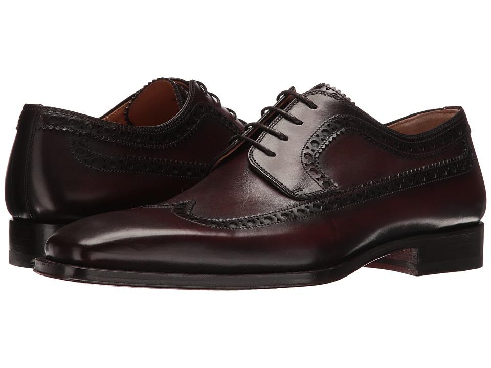 Magnanni - Vandar (Mid Brown) Men's Shoes