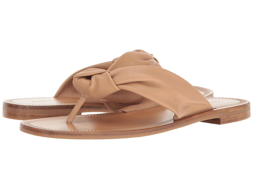 Diane von Furstenberg - Etna (Camel Nappa) Women's Shoes