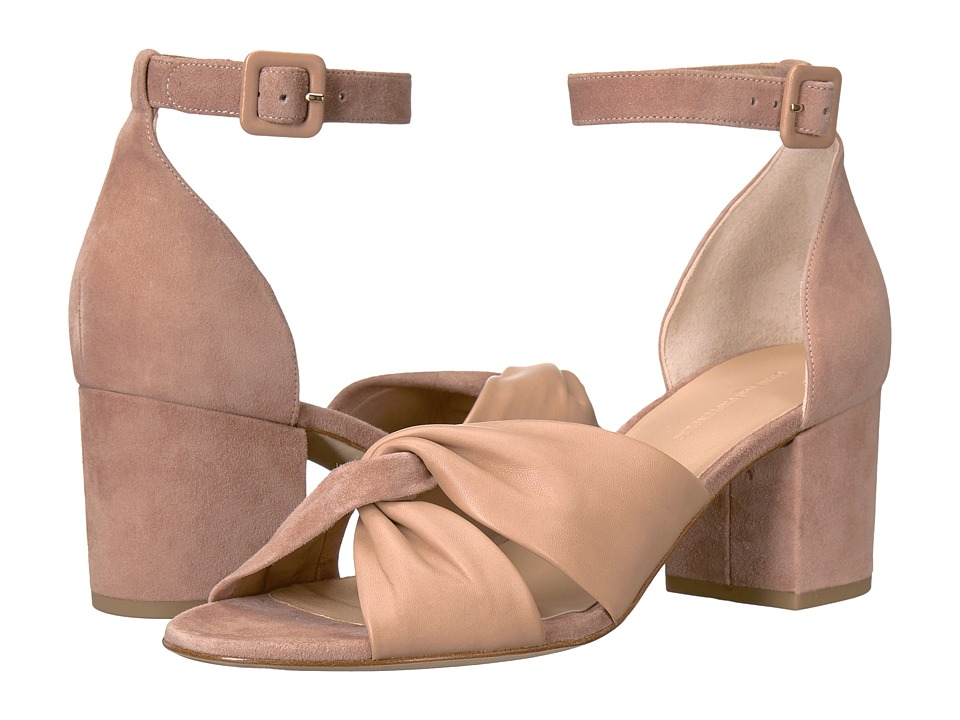 Diane von Furstenberg - Pasadena (Powder Nappa) Women's Shoes
